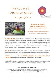 percorso mindfulness a pessano con bornago