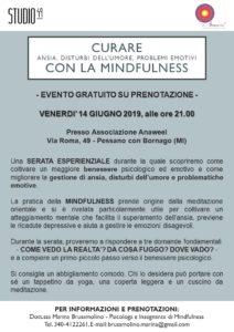 curare con la mindfulness